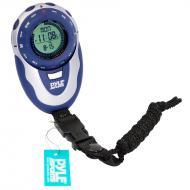 Pyle PSHTM24 Handheld Track Watch w/ Digital Compass - 42 Laps Chronograph Memory - Pacer