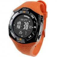Pyle PSKIW25O Ski Master V Professional Ski Watch w/ Max. 20 Ski Logbook - Weather Forecast - Alt...