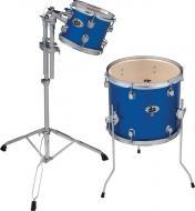Ddrum D2 2-Piece Add On Pack - Police Blue Color D2PBAD1 (D2 PB AD1)