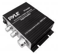 Pyle PFA200 60 Watts Class T Hi-Fi Car & Home Audio Amplifier w/ Adapter