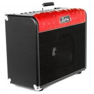 kustom 36couperd coupe series 36 watts red tube amplifier with single 1 x 12 speaker kus12. Black Bedroom Furniture Sets. Home Design Ideas