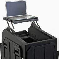 "SKB Cases 1SKB-AV14 19"" Audio Video Scissor Hinged Gig Rig Shelf for Mighty GigRig (1SKBAV14)"