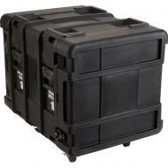 "SKB Cases 3SKB-R910U24 10U Roto 24"" Deep Industrial Shock Mount Rack Case w/ Rails & Cas..."