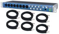 PreSonus AudioBox 1818VSL Pro Audio 8CH USB 2.0 Computer Recording System with $150 XLR Audio (6)...