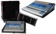 PreSonus StudioLive 24.4.2 Pro Audio 24CH Digital Recording Mixer with Gator Doghouse Touring Case