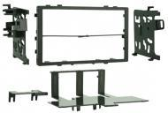 Metra 95-7801 ISO or Double DIN Installation Dash Kit for Select 1990-2006 Acura / Honda / Isuzu ...