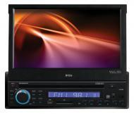 """Boss Audio BV9963I Single-DIN 7"""" Touchscreen TFT Monitor with AM/FM Receiver"""