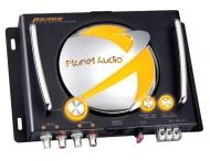 Planet Audio PA300 Bass Generator w/Remote Subwoofer Level Control Illuminated Planet Audio Logo
