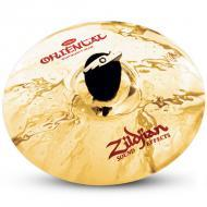 "Zildjian A0609 9"" Oriental Trash Splash Drumset Cymbal with Brilliant Finish"