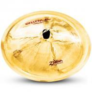 """Zildjian A0620 20"""" Oriental China """"Trash"""" Drumset Cymbal with Low to Mid Pitch"""