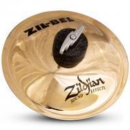 "Zildjian A20001 6"" Small Zil Bell with High Pitch and Loud Volume"