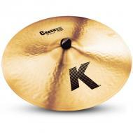 "Zildjian K0810 20"" K Series Crash Ride Drumset Cymbal with Traditional Finish & Low Profile"