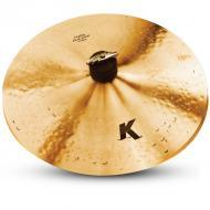 "Zildjian K0934 12"" K Custom Series Dark Splash Paper Thin Drumset Cast Bronze Cymbal with Mi..."