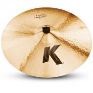 "Zildjian K0965 20"" K Custom Series Dark Ride Medium Thin Drumset Cast Bronze Cymbal with Low..."