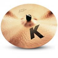 "Zildjian K0991 18"" K Custom Series Session Crash Thin Drumset Cast Bronze Cymbal with Low Pi..."