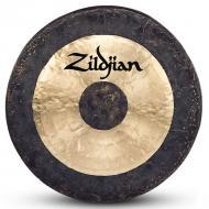 "Zildjian P0500 30"" Hand Hammered Gong Made In China - Traditional Finish"