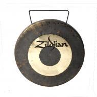 "Zildjian P0512 12"" Hand Hammered Gong Traditional Chinese Made"