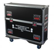 Gator Cases G-TOURLCDV2-2632 G-TOUR case designed to easily adjust and fit most LCD, LED or plasm...