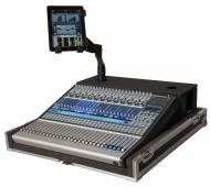 Gator Cases G-TOURPRE242-DH-ARM Doghouse version of the Presonus 242 case with G-ARM installed