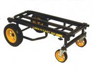 "Odyssey Cases OR10RT Multi Cart 8-in-1 Equipment Tranporter with R-Trac Wheels 34"" 52"""