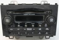 2005 2006 Honda CR-V Factory Stereo 6 Disc Changer CD Player OEM Radio