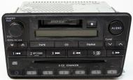2001 Infiniti QX4 Factory Stereo Tape 6 Disc Changer CD Player OEM Radio CNB78