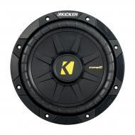 kicker cwd8 compd 8 inch dvc 4 ohms subwoofer 400w power