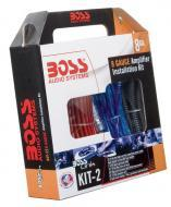 Boss Audio KIT-2 8 Gauge Amplifier Installation Kit