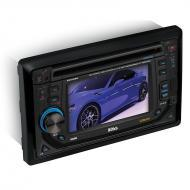 "Boss Audio BV9158B In-Dash Bluetooth Double-DIN Media Receiver with 4.5"" TFT Touchscreen"