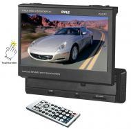 "PYLE PLIDF7 Mobile Video In-Dash DVD/CD/MP3/AM/FM Receiver with 7"" Touchscreen Monitor"
