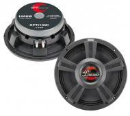 "Lanzar OPTI10M-8 10"" Midrange 8-Ohm Complete with Custom Molded Grill and Hardware"