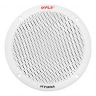 "PYLE PLMR605W 6.5"" 2-Way  Full Range White Marine Audio Speakers (Pair)"