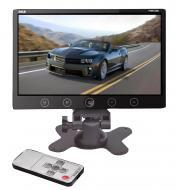 """PYLE PHR105B 10.2"""" TFT Headrest Monitor with Stand & Shroud"""