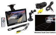 "PYLE PLCM7500 7"" Window Suction TFT/LCD Video with Rearview Backup Camera & Window Mount..."