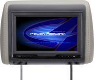 """Power Acoustik H-70CC Universal Replacement Headrest Pre-Loaded with 7"""" LCD"""