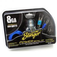 Stinger SK181 8 Gauge 800 Watts Power Amplifier Installation Accessory Kit New
