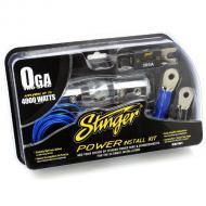 Stinger SK101 1/0 Gauge 4000 Watts Power Amplifier Installation Accessory Kit