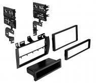 Best Kits BKGMK262 1996 To 2005 Cadillac Multi Kit Double DIN or Single ISO DIN with Pocket