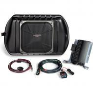 Soundgate SubStage SWRA411 by Kicker Car Audio Custom-fit Powered Subwoofer Speaker for 2011-Up J...