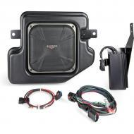 Kicker Car Audio Soundgate SubStage SRAMCQ09 Custom-fit Powered Subwoofer for 2009-Up Dodge Ram C...