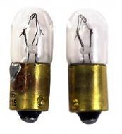 Peavey Industry-Standard DC Gooseneck Replacement Bulbs 2 Per Pack (53180)