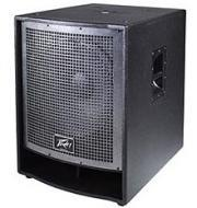 Peavey QW 118 One Low Rider 18-Inch Woofer 3200 Watts Black Finish (571290)