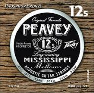 Peavey Phosphor Bronze-Wound Balanced 12s Set Acoustic Guitar String (578640)