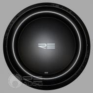 "RE Audio SEXV2-12 12"" Dual 4 Ohm 1500 Watt Peak Cast Woofer (SEXV212D4)"