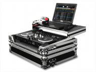 Odyssey Cases FZGSTERMIX4 Reloop Terminal 4 Case with Gliding Laptop Platform