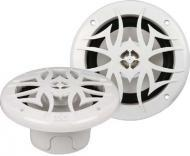 "Powerbass XL-522M 5.25"" Marine Grade Speakers with Injection Molded 120 Watts"