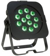 On Sale American DJ Lighting FLAT PAR QA12 Low Profile 60-Watts RGB & Amber LED Fixture Limit...