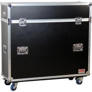 Gator Cases G-TOUR ELIFT 42 Inch LCD / Plasma Road Case w/ Electric Lift & Casters ATA Wood F...