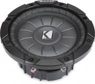 "Kicker CVT12 R Shallow Mount 12"" 400 Watt Subwoofer Single 4 Ohm (10CVT12-4)"