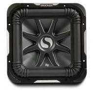 "Kicker 11S10L7D4-N Car Audio Solobaric 10"" L7 Dual 4 Ohm 1200W Subwoofer"
